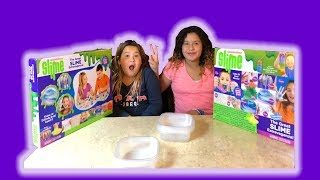 MAKING 6 GIANT SLIMES - NEW NICKELODEON THE GREAT SLIME EXTRAVAGANZA