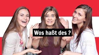 DEUTSCHE lernt ÖSTERREICHISCH | Österreichisch für Anfänger