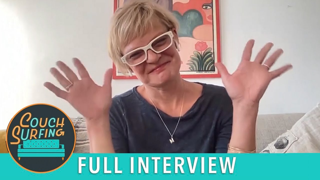Martha Plimpton Wasn't Sure 'The Goonies' Would Be a Hit | Couch Surfing