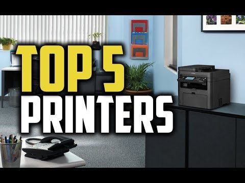 Best Printers in 2018 - Which Is The Best Printer For Home & Office Use?