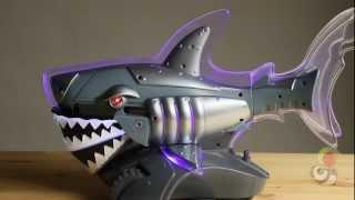 RC Illumivor Mecha-Shark