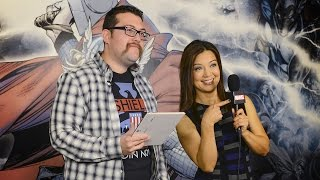 Marvel: Marvel Word Association With Ming-Na Wen