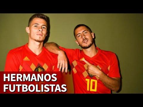 Eden y Thorgan Hazard & otros hermanos que triunfaron en el fútbol | Diario AS
