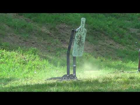 Modular Shooting Target System #3 - .50 cal