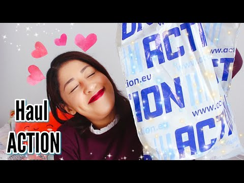 Haul ACTION de Marseille !!!! 🌙