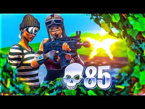 We got 85 kills in 30 minutes...