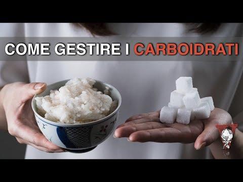 Come gestire i carboidrati: quando e quanto assumerli?