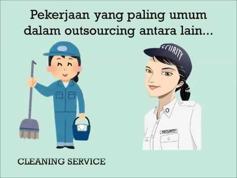 Sekilas Mengenai Outsourcing // Video Presentasi