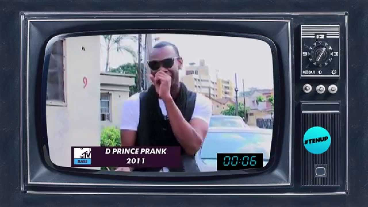 Download D'PRINCE PRANKED BY MTV BASE