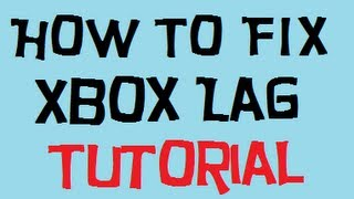 how to fix lag issues on xbox live port forwarding tutorial