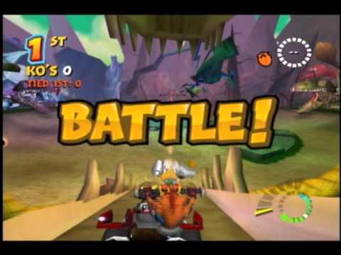 Crash Tag Team Racing (Xbox) any% 27:08