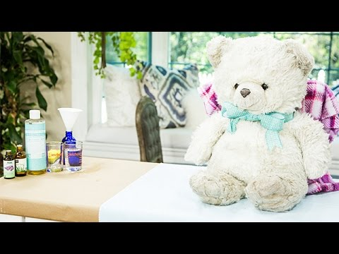 How To - DIY Teddy Bear Care – Hallmark Channel