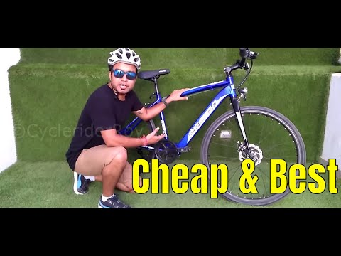 Best Cheap Electric Cycle | Battery Motor Cycle India | Cycle Rider Roy
