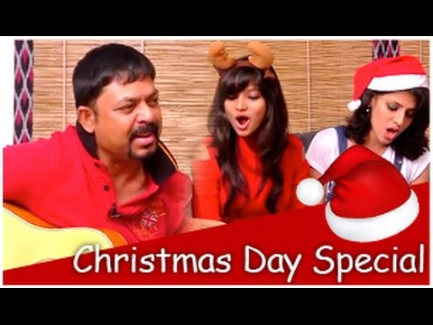 Music Composer James Vasanthan in Stars Day Out - Christmas Special (25/12/2014)