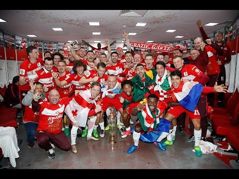 Чемпионский вечер «Спартака»