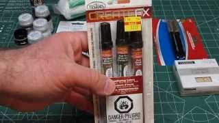 Hobby Store Clearance Finds, Dollar Store Tools and Tips