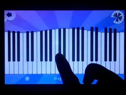 Chennai Express Title Song-Piano iPad