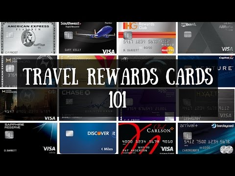 Travel Rewards Credit Cards
