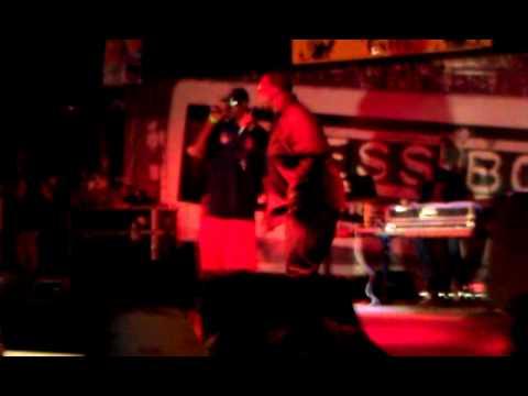 C.Wyzz  & Banks V. of UnBeatable Beatz  performing with Lil Flip