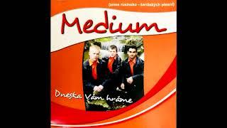 MEDIUM CD 1 -  Ešči mladej nezahrali