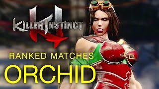 Killer Instinct season 3 - Orchid online ranked matches