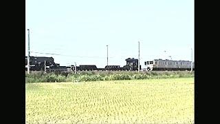 JR関西・紀勢線 DD51 890 シキ800+シキ180 回送