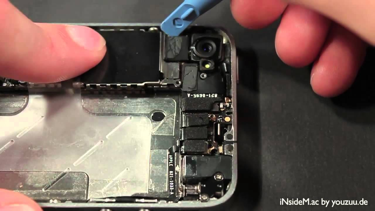 Iphone  Display Wechseln