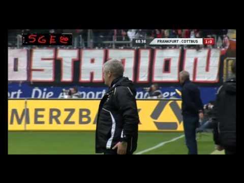 SG Eintracht Frankfurt - Energie Cottbus 1 :0