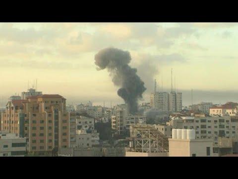 شاهد: غارات جوية إسرائيلية جديدة تستهدف قطاع غزة صباح الثلاثاء…  - نشر قبل 3 ساعة