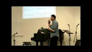 のぶ牧師による礼拝メッセージ - 2014年2月2日の礼拝より - ペニ...