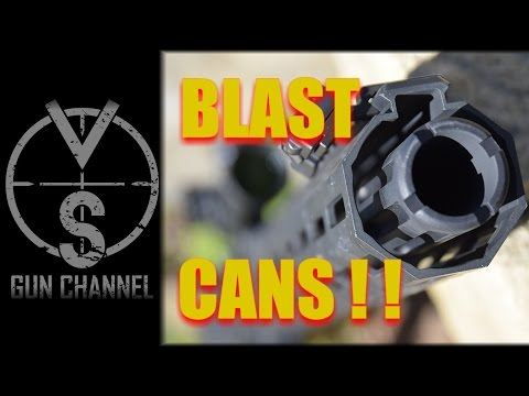 Blast Cans: Boost Your Thunder