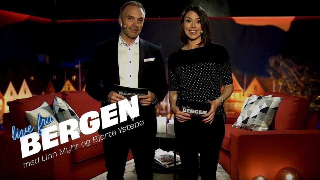 Se Live fra Bergen fra 22.00 - 23.00