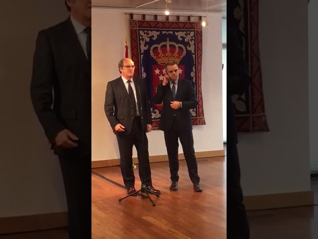 PSOE anuncia moción de censura contra Cristina Cifuentes
