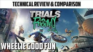 Trials Rising: Technical Review | A wheelie good game - PS4 | PRO
