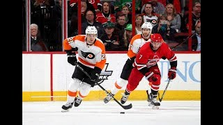 Philadelphia Flyers vs Carolina Hurricanes, 17 march 2018