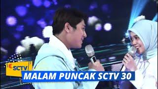 Download lagu GEMOOOY! Rizky Billar 'Kupinang Kau dengan Bismillah' untuk Lesti | Malam Puncak SCTV 30