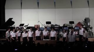 Groton-Dunstable Regional Chamber Boys- Hooked on a Feelin'