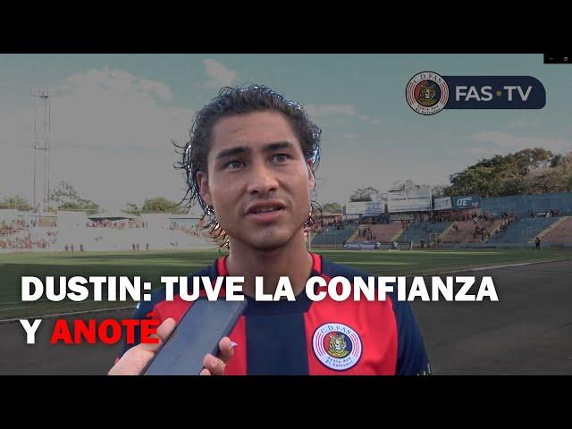 Tuve la confianza de patear y anoté   FAS 3-2 Alianza   Jornada 2 - Fase 2   Clausura 2021
