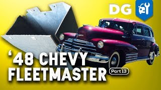 Oem Cardboard Glovebox? '48 Chevy Fleetmaster [Ep13]