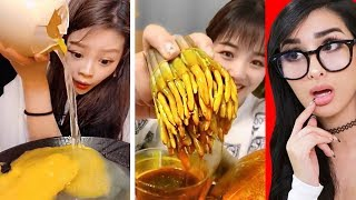MUKBANG FOOD that has gone TOO FAR 7