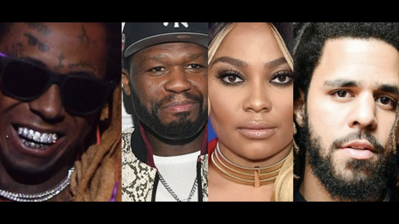 Lil Wayne Rumored to Drop NEW ALBUM, J Cole vs Graphic Artist? WHAT? 50  Cent Blocks Teairra Mari