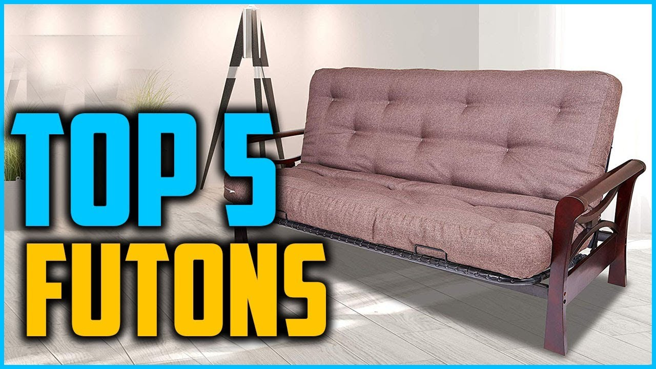 Top 5 Best Futons 2019 You