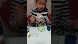 Slime yapımı 😃