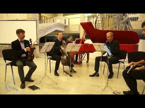 Концерт МАСМ (Московского ансамбля современной музыки) в Новой Третьяковке (2018-08-21)