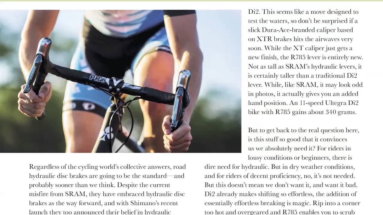 peloton issue 28 preview video - YouTube