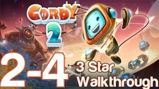 Cordy 2 - Harmony Harbor Level 2-4 3 Star Walkthrough | WikiGameGuides