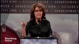 Sarah Palin: Democrats are the Ones That Really Discriminate