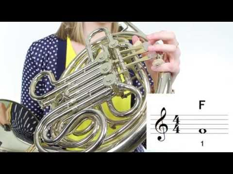 We Will Rock You for French Horn (lower key)