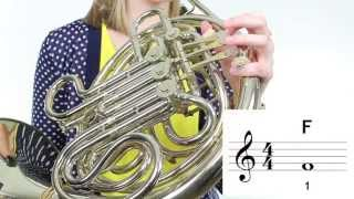 We Will Rock You for French Horn (lower note version)