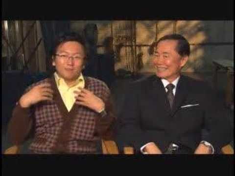 George Takei and Masi Oka